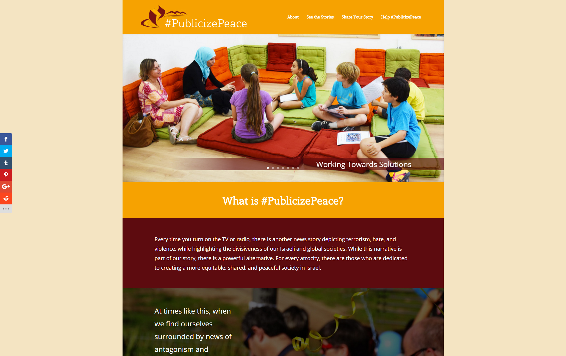 Trinity United Methodist Church Web Design